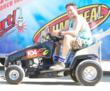 "Bruce Kaufman, ""Mr. Mow It All"" will be inducted into the USLMRA Lawn Mower Racing Hall of Fame & Museum in 2012."
